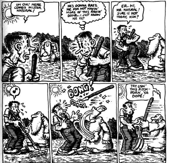 "kupić nowy koncept jak kupić Meanderings on ""Crumb"" (1994)   Aeoli Pera"