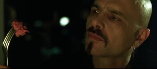 The Matrix Restaurant Scene 1